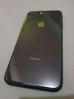 IPHONE 8 PLUS BLACK 64GB GLOBE LOCKED