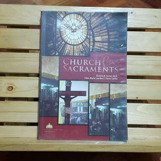 Church and Sacraments by Corral and Flores-Carlos