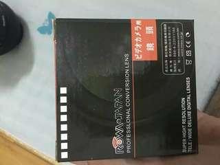 Profesional conversion lens,for lens kit