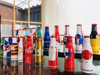 🚚 FIFA 2018世足賽 可口可樂紀念瓶