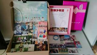 🚚 防彈少年團(BTS)珍藏禮盒