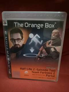 Ps3 The Orange Box