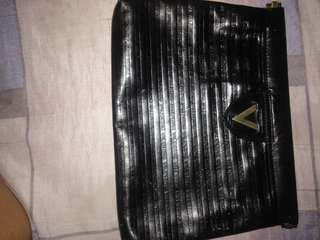 Valentino leather pouch