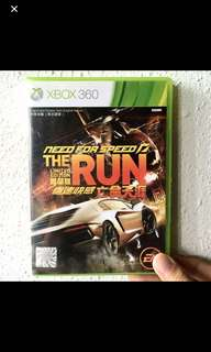 NEED FOR SPEED THE RUN LIMITED ED - Xbox 360 Game