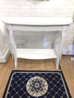 Offer - Simple country style console table white