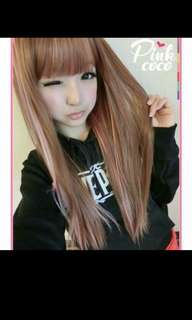 🚚 Pinkcoco假髮