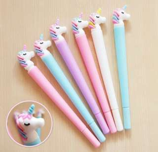 UNICORN PEN 12 pcs