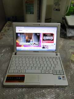 三星 Samsung NC10 mini 10.1inch laptop (atom n270/1g ram/160gb hdd)