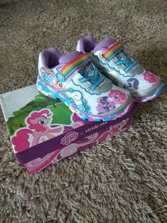 Brand New My Little Pony shoes-w Lights.