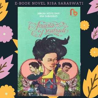 PREMIUM : EBOOK PDF NOVEL ANANTA PRIHADI