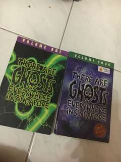 Ghost stories in Singapore