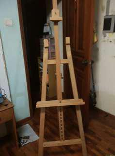 Mabel easel (very good condition, rarely used)