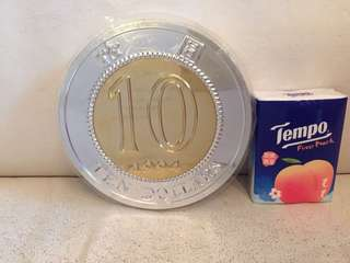 10元硬幣錢箱