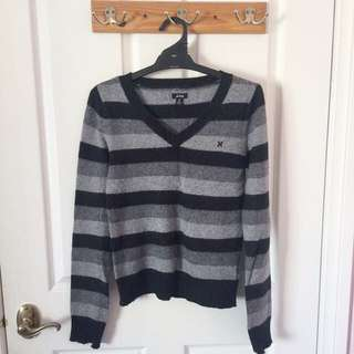Hurley Striped Sweater