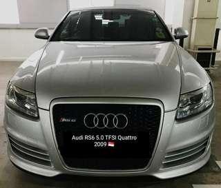Audi RS6 V10 5.0cc 🇸🇬