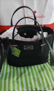 Kate spade. Brand new black color I buy regular price 358.99