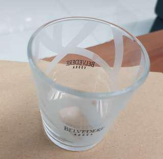 Shooter Glass (Belvedere Vodka)
