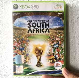 FIFA WORLD CUP- Xbox 360 Game