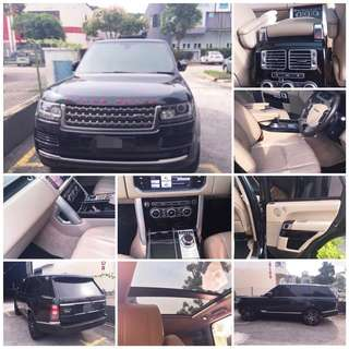 SAMBUNG BAYAR/CONTINUE LOAN  RANGE ROVER VOGUE 4.8 SUPECHARGE  YEAR 2013/2015 MONTHLY RM 6500 BALANCE 5 YEARS ROADTAX DEC 2018 PANAROMIC ROOF TIPTOP CONDITION  DP KLIK wasap.my/60133524312/vogue