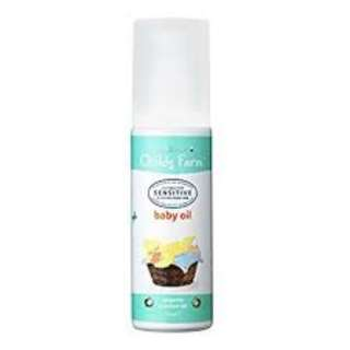 🚚 Childs Farm Baby Oil Organic Coconut 75ml