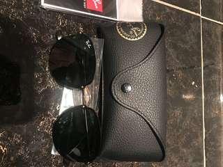 Ray ban round blaze sunglasses