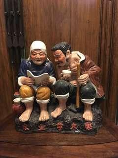 文革公仔-農業學大寨(美一)