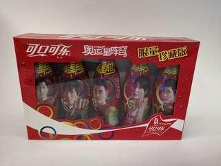 Coca Cola中國北京奥運星可口可樂珍藏版