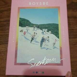 Seventeen Boys Be Album