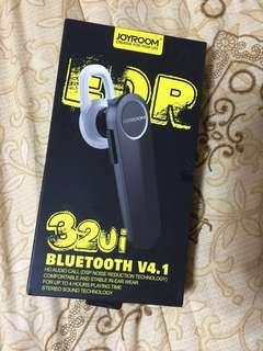 Bluetooth 黑色藍芽耳機