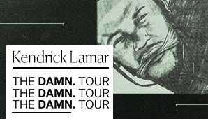 Kendrick Lamar Melbourne Friday Show A-Reserve Seating