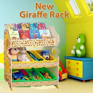 New Giraffe Rack