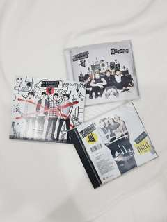 5SOS ALBUMS BUNDLE