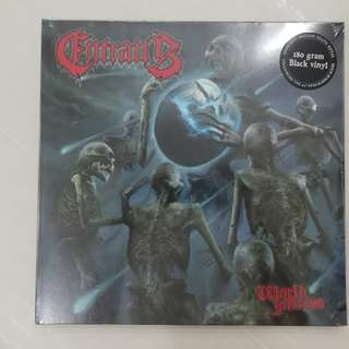 death metal cd - entrails world inferno