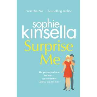 (NEW) Surprise Me by Sophie Kinsella