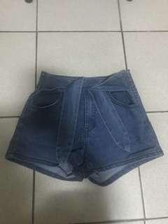 🚚 綁帶短褲