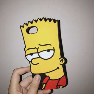 Simpson手機殼