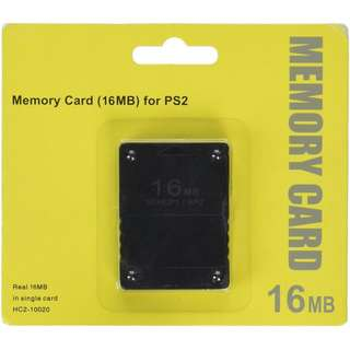 Sony PS2 Playstation 2 High Speed Memory Card 16MB (New)