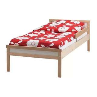 IKEA Junior Bed Frame & Mattress