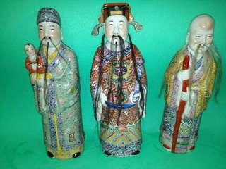 Fu Lu Sou Figurines ❤️
