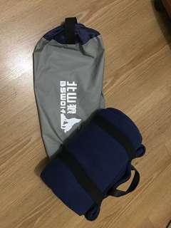 全新抓毛睡袋連手提帶及保護袋