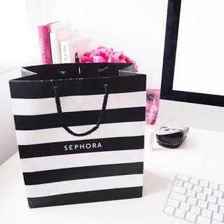 Open PO Sephora USA Makeup Skincare Beauty