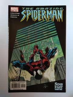 🚚 Marvel The Amazing Spider-Man Rare Issue 514