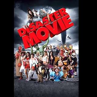 [Rent-A-Movie] DISASTER MOVIE (2008)