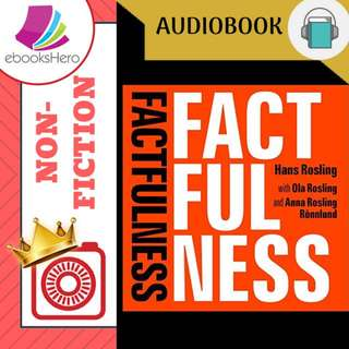 AudioBook - Factfulness by Hans Rosling