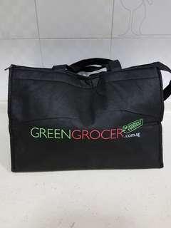 Green Grocer Cooler Bag