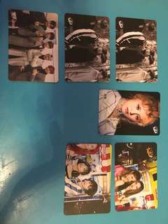 B1A4 and EXID yescard $1@6