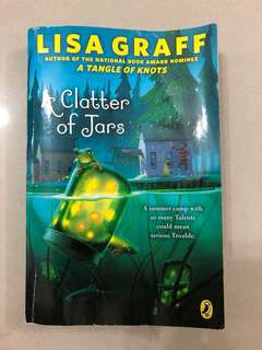 🚚 A clatter of Jara by Lisa Graff