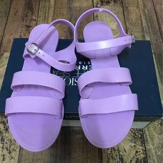 英國果凍鞋
