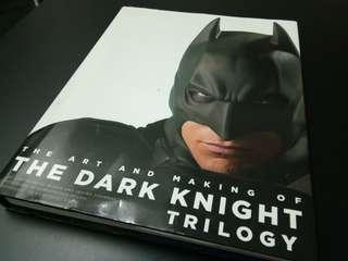 Buku The Dark Knight Trilogy Batman