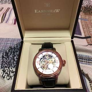 Authentic Earnshaw watch